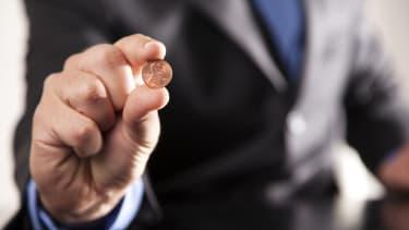 A penny.