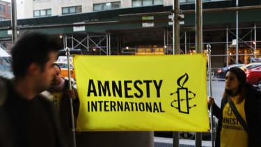 Amnesty international.