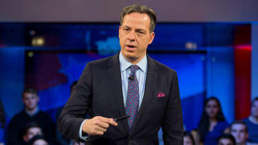 Jake Tapper tells president Trump to stop whining.