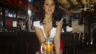 """Bigger breasts mean bigger tips, and other """"scientific"""" studies from 2010."""
