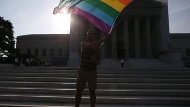 Same-sex marriage is having the best week ever