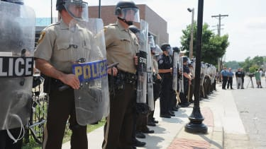 The Congressional Black Caucus voted to preserve police militarization