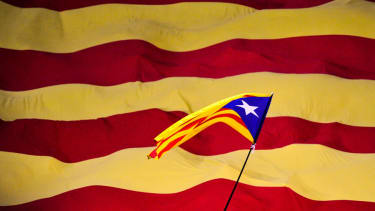 Spain's prime minister will ask for a court ban on Catalonia's independence vote