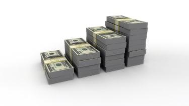 Money grows.