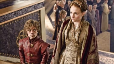 Tyrion and Sansa wed