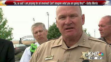 A school shooting near Spokane