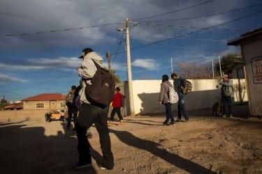 US-Mexico border.
