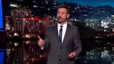 Jimmy Kimmel has a theory about Ivanka Trump