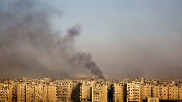 Syrian rebel fighters agreed to evacuate by Tuesday night.