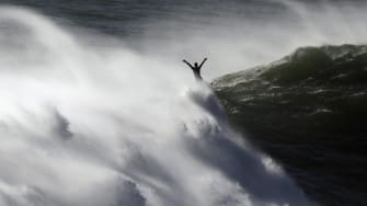 A surfer.