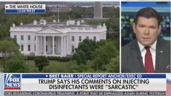 Fox News' Bret Baier.