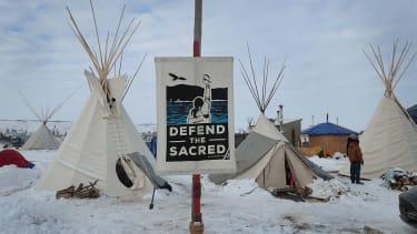 Easement granted for Dakota Access Pipeline despite protests.