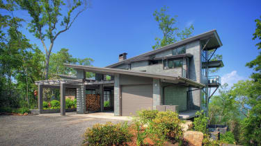A home in North Carolina.