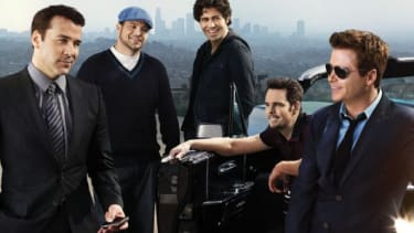 The Entourage movie is coming in June 2015
