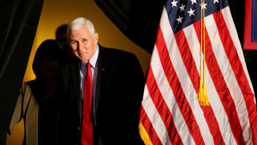 Mike Pence could be running the show.