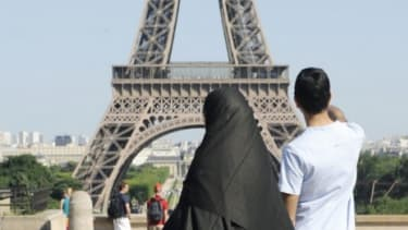 Women wearing burqas in France will be fined if a new law is approved by the constitutional court.