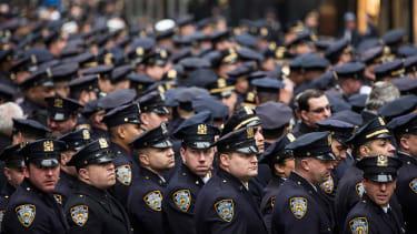 NYPD deportation.