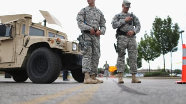 National Guard will withdraw from Ferguson
