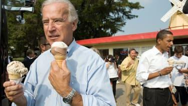 Joe Biden Ice Cream.
