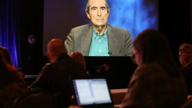Phillip Roth perfectly describes his entire literary career in a single, beautiful quote