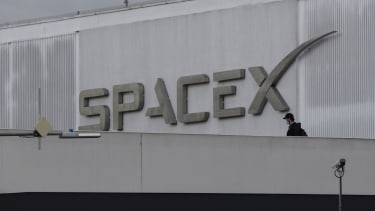 The SpaceX HQ
