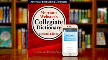 Merriam-Webster rules social media, surprisingly