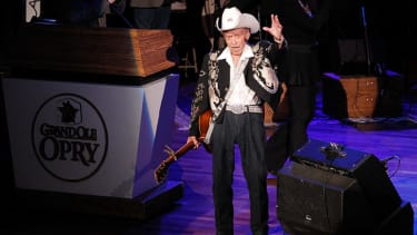 Little Jimmy Dickens, oldest Grand Ole Opry cast member, dies at age 94