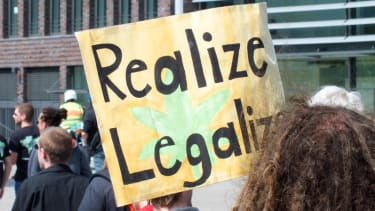 Marijuana legalization is threatened by a GOP midterm wave, too