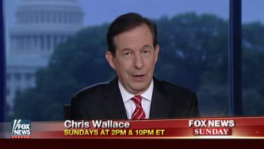 Fox News anchor Chris Wallace