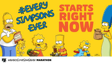Want to watch The Simpsons marathon? This is how to find out if you have access.