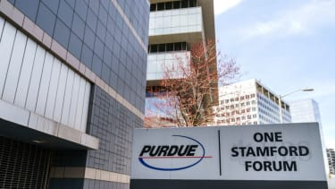 Purdue Pharma HQ.