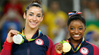 The US won four Olympic medals in gymnastics.