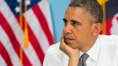 President Obama approval ratings among Independents has dipped by 4 percent.