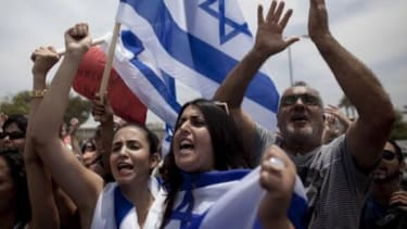 Should the US take a harder line with Israel?