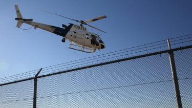 Mexican military chopper crosses border, fires on U.S. border patrol