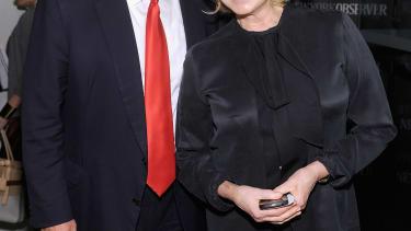 Martha Stewart and Donald Trump.