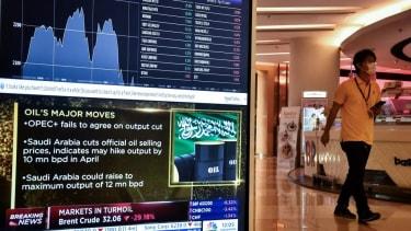 Markets react to price war