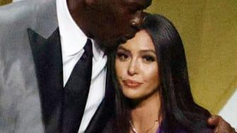 Vanessa Bryant, Michael Jordan.