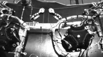 China's Zhurong rover on Mars.