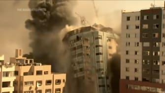 AP office in Gaza