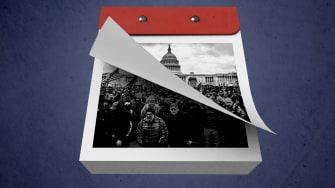 The Capitol riot.