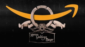 The MGM logo.