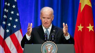 Biden in China in 2013