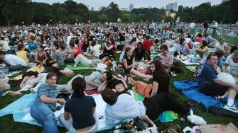 2007 Central Park concert