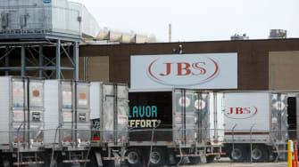 A JBS facility.