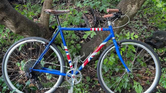 The Boris bike.