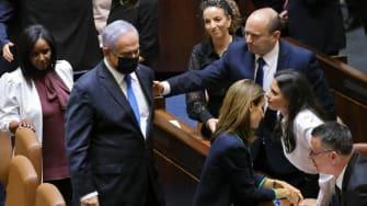 Benjamin Netanyahu, Naftali Bennett