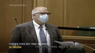 Oregon lawmaker expelled