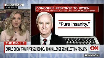 CNN on Trump DOJ emails
