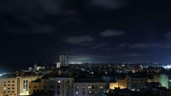 Gaza City.